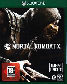 Xbox One - Mortal Kombat X