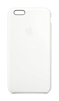 iPhone 6 Plus Silicon Case White