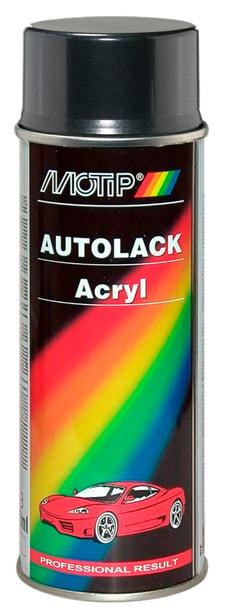 Acryl-Autolack 51010 schwarz metallic