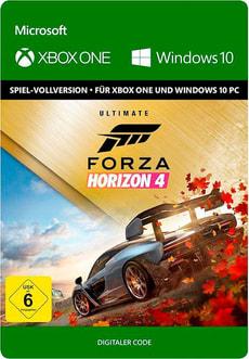 Xbox One - Forza Horizon 4: Ultimate Edition