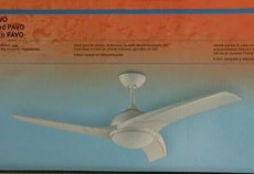 Ventilateur de plafond PAVO