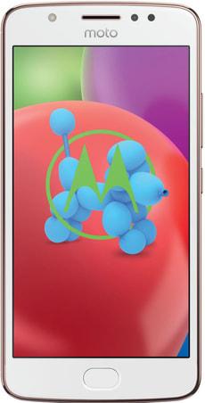Moto E4 Gold Dual Sim