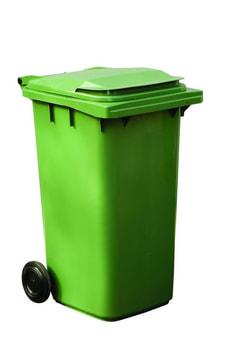 ESE Rollcontainer 240l grün