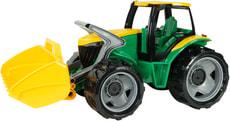 Lena Starke Riesen Traktor
