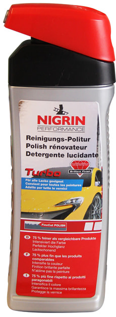 Performance Detergente lucidante Turbo