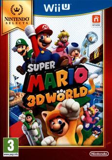 Wii U - Selects : Super Mario 3D World