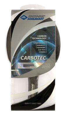 Donic-Schildkröt Tischtennisschläger CarboTec 3000