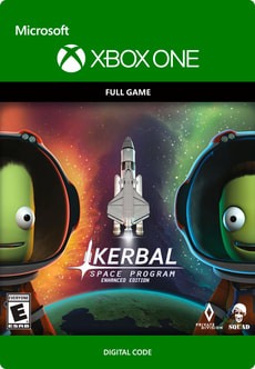 Xbox One - Kerbal Space Program Enhanced Edition