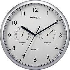 Orologio da parete WT650 Umidità