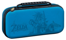 Switch Zelda custodia blu