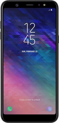 Galaxy A6+ (2018) DUOS schwarz