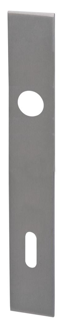 Poignée à col long ZT 78 mm carrée