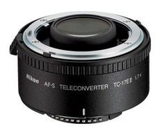 TC-17E II AF-S Moltiplicatore di focale