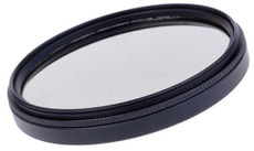 Filtre de protection UV - 58 mm - Nero