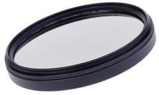 UV Schutzfilter - 58 mm - Schwarz
