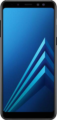 Galaxy A8 schwarz