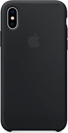 iPhone X Silicone Case Black