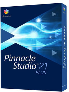 PC - Pinnacle Studio 21 Plus - versione completa