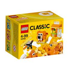 LEGO Classic Kreativ-Box Orange 10709