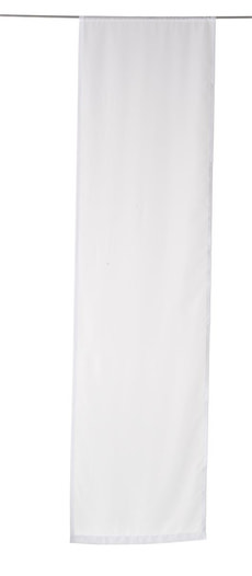 FV UNI VOILE HK, 60x230CM_bright white