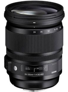 24-105mm F4,0 DG OS HSM Art per Nikon