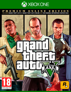 Xbox One - Grand Theft Auto V: Premium Online Edition