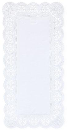Spitzen-Tortenpapier