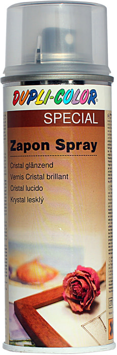 Zapon Spray de fixation mat