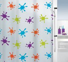 Duschvorhang Splash