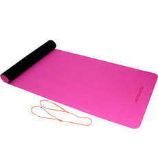 TPE Yogamatte Rutschfest 4 mm pink