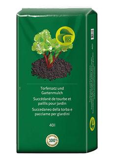 Torfersatz und Gartenmulch, 40 l
