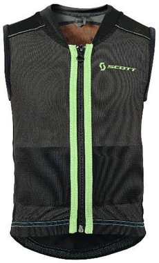 Scott Vest Protector Jr. black/green