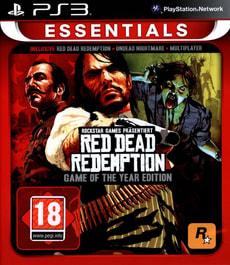 PS3 - Essentials: Red Dead Redempt- Game of the Year Edition