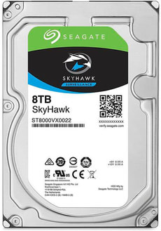 "SkyHawk HDD - 3.5"" SATA 6Gb/s - 8To"
