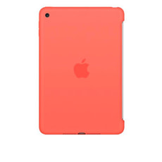 iPad mini 4 Silikon Case Apricot