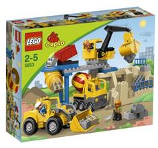 LEGO DUPLO CAVA DI PIETRA  5653