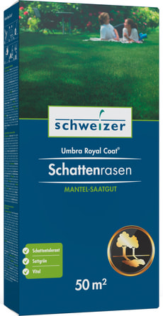 Schattenrasen - Umbra Royal Coat 50 m²