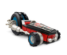 """Skylanders SuperChargers Vehicle """"Crypt Crusher"""""""