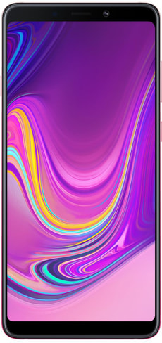 Galaxy A9 Dual SIM 128GB Bubblegum Pink