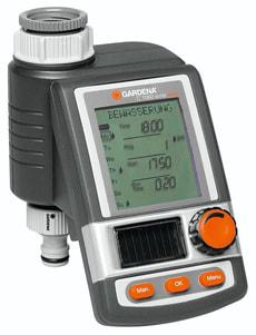 Bewässerungscomputer C1060 solar plus