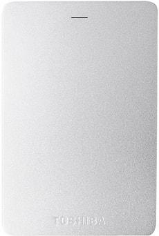 HDD Canvio Alu3S 1TB silver