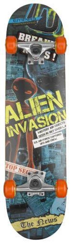 "EMPIRE ALIEN INVASION 31"""