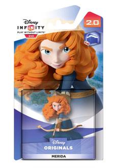 """Disney Infinity 2.0 Character """"Merida"""""""
