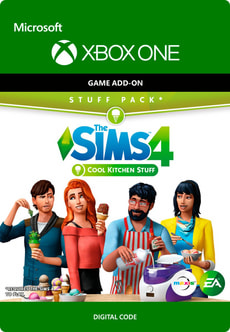Xbox One - The Sims 4 - Cool Kitchen Stuff