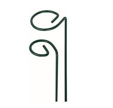 Tige pour fleur 90 cm vert