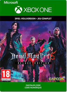 Xbox One - Devil May Cry 5 Deluxe Edition