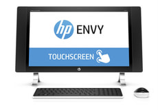 HP Envy 27-p060nz Touchscreen All-In-One
