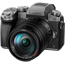 Lumix G70, 14-140mm Kit