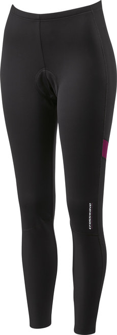 Tight lungo da bicicletta da donna