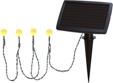 Catena luminosa solare LED